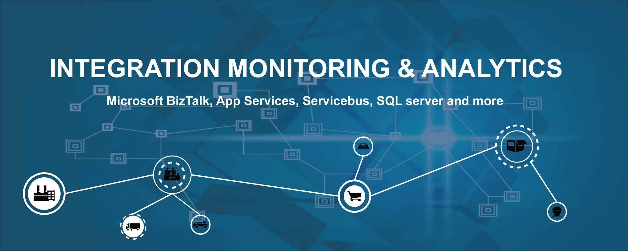 Automated monitoring & analytics for your integrations