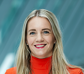 Kristina is AIMS' Chief Commercial Officer and is a SaaS sales and marketing expert. She's also climbing the ranks in the Norwegian amateur boxing circuit.